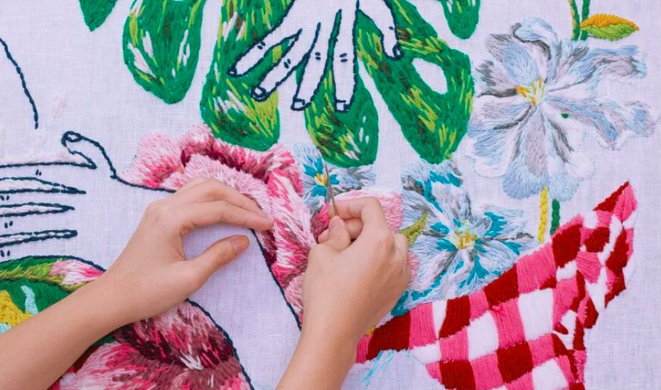 Sew Pretty: Who's who in embroidery art in Singapore
