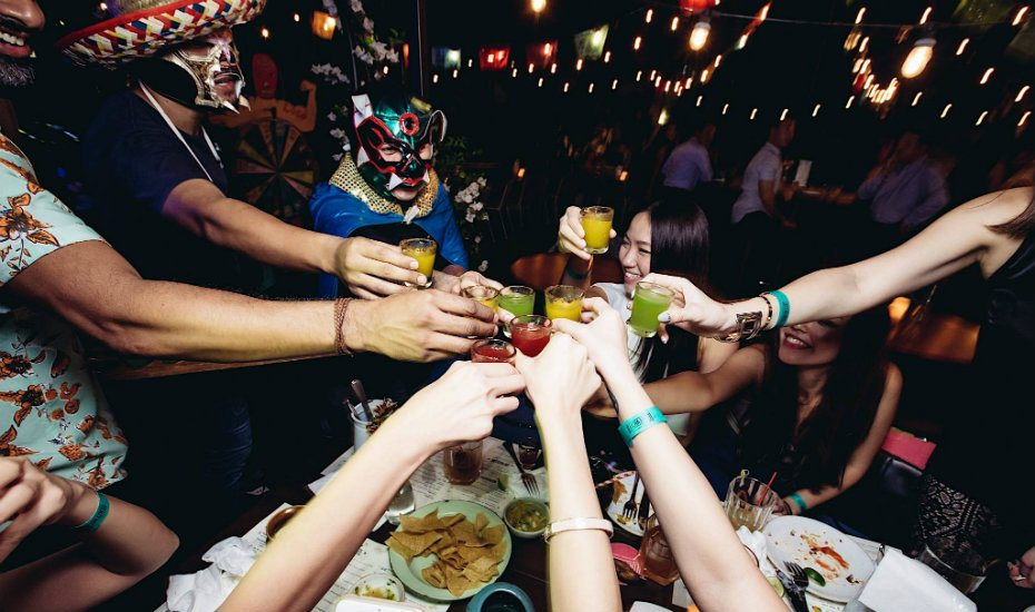 Cinco de Mayo in Singapore: Party with Mexican food, tunes and margaritas