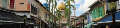 So Gelam Market kicks off in Kampong Glam: eat and shop at Baghdad St