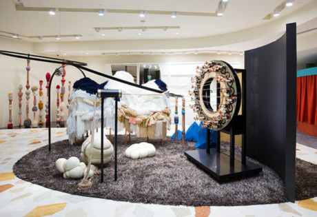 Singapore's cool spaces: it's a visual treat at these fashion storesSingapore's cool spaces: it's a visual treat at these fashion stores