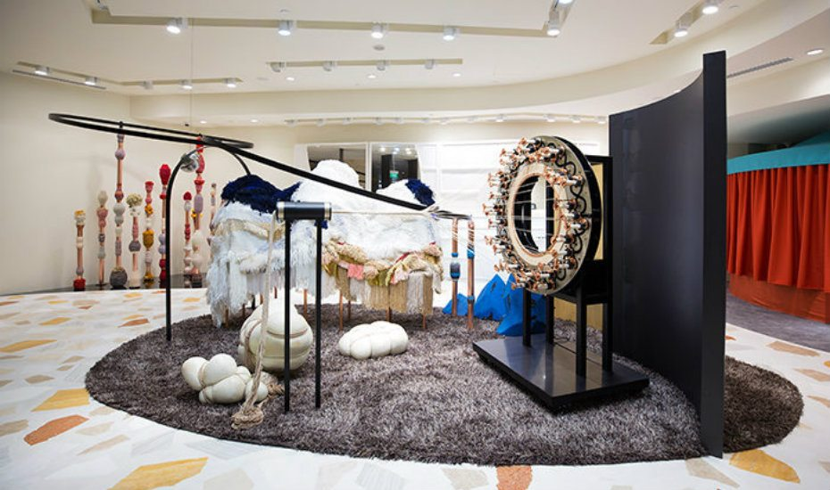 Singapore's cool spaces: it's a visual treat at these fashion stores