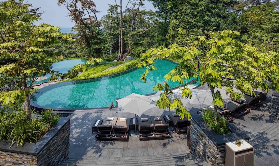 Hotels in Sentosa: Capella Singapore