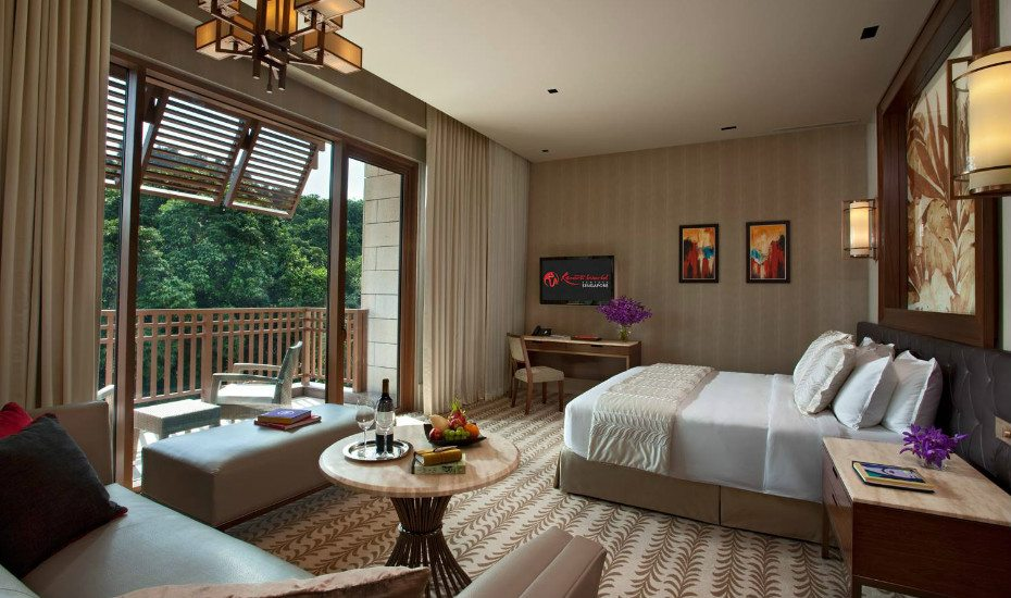Hotels in Sentosa, Singapore: Equarius Hotel