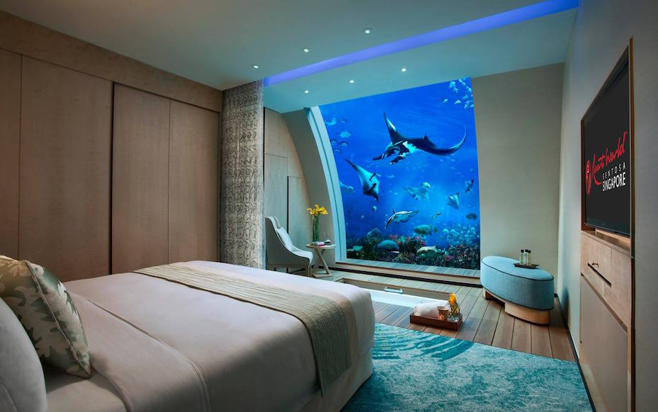 Resorts World Sentosa's Ocean Suites