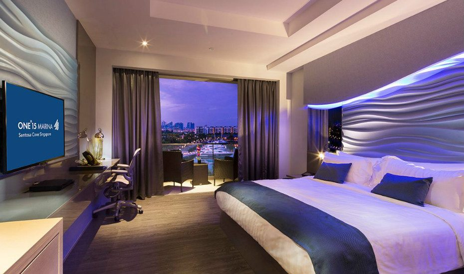 Hotels in Sentosa, Singapore: ONE°15 Marina Club