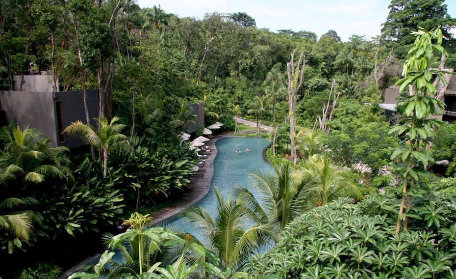 Hotels in Sentosa, Singapore: Siloso Beach Resort