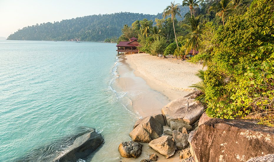 Islands near Singapore: Tioman