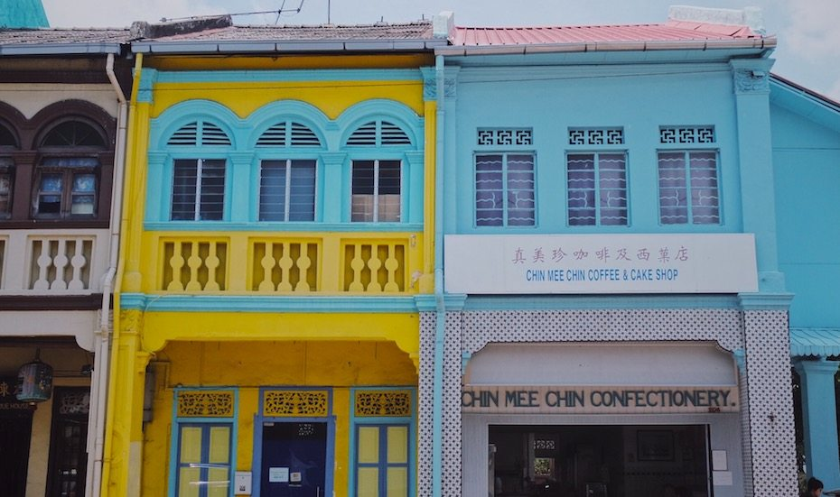 Do breakfast right at old school icon Chin Mee Chin Confectionery in Katong