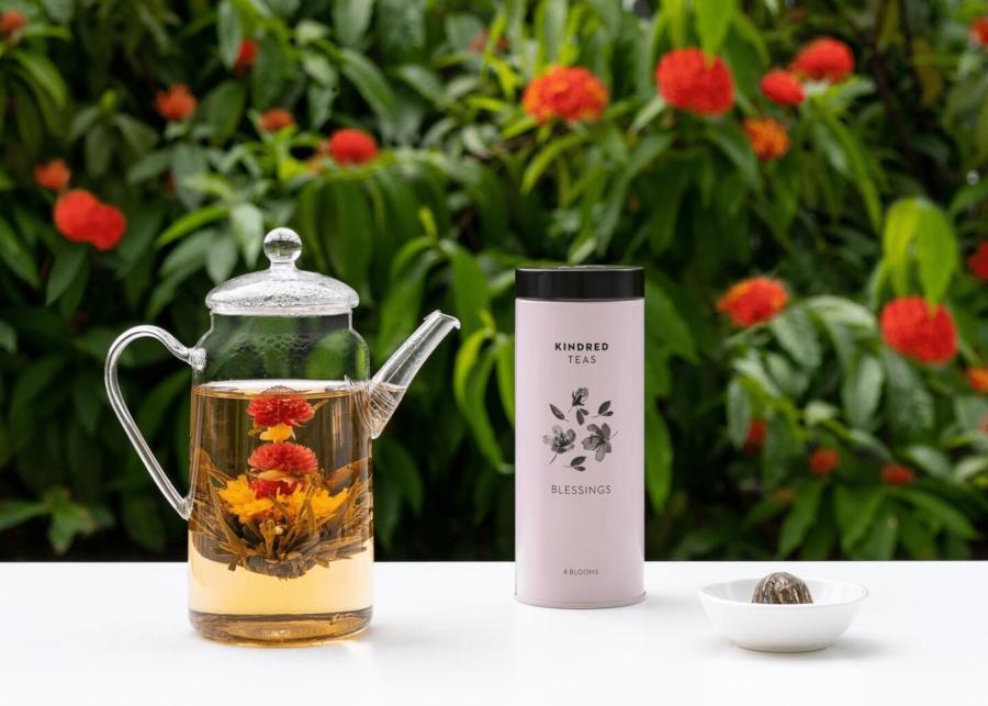 kindred teas | singapore tea brands