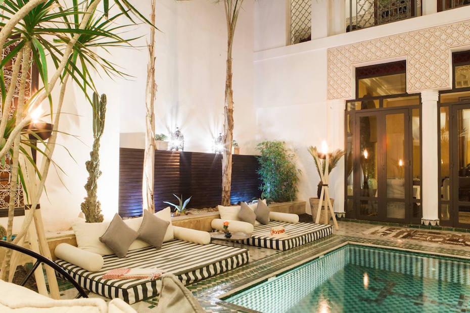 Riad Yasmine in Marrakesh, Morocco