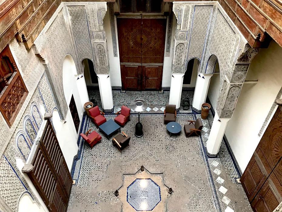 Morocco's Dar Bensouda in Fes