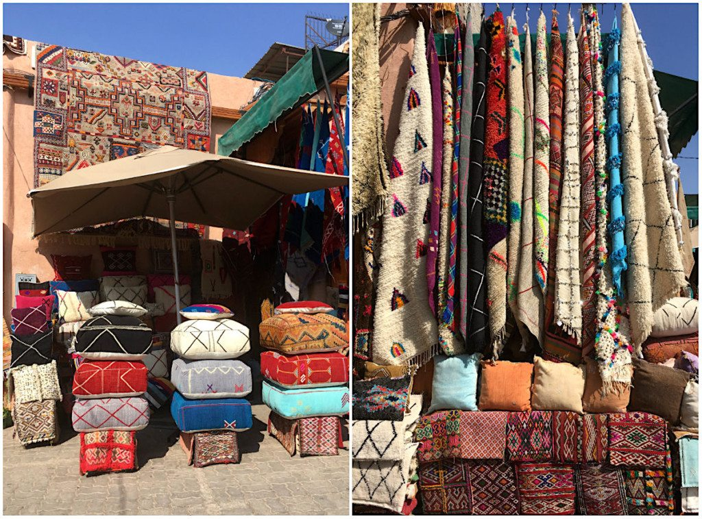 Djemma Al Fnaa in Marrakesh, Morocco