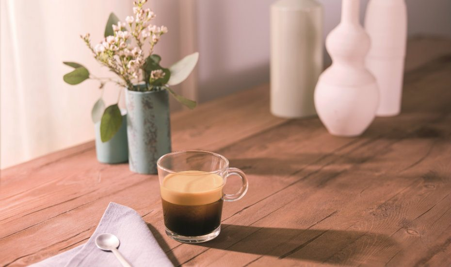 Make your mornings a breeze with the Nespresso Lattissima One