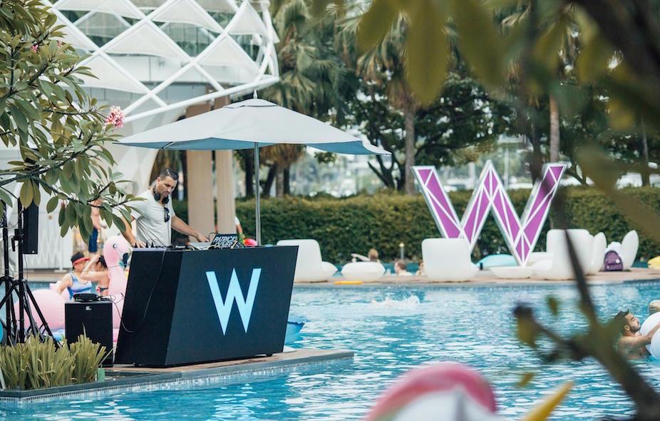 Sentosa hotels: W Singapore