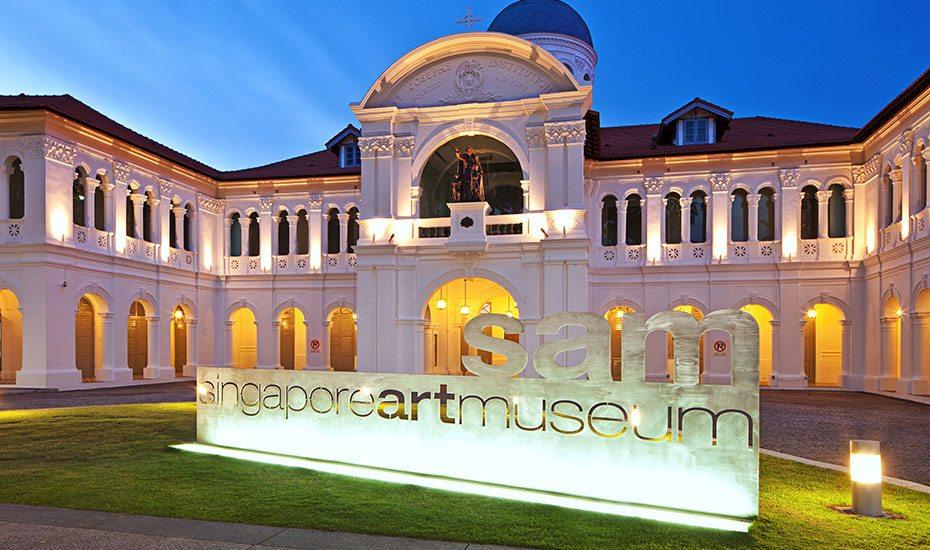 Singapore Art Museum | Free tours