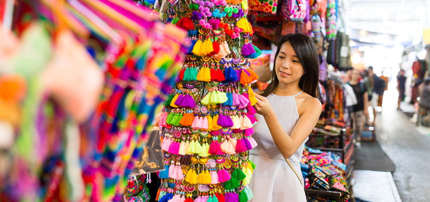 Southeast Asia's shopping cities: Bangkok