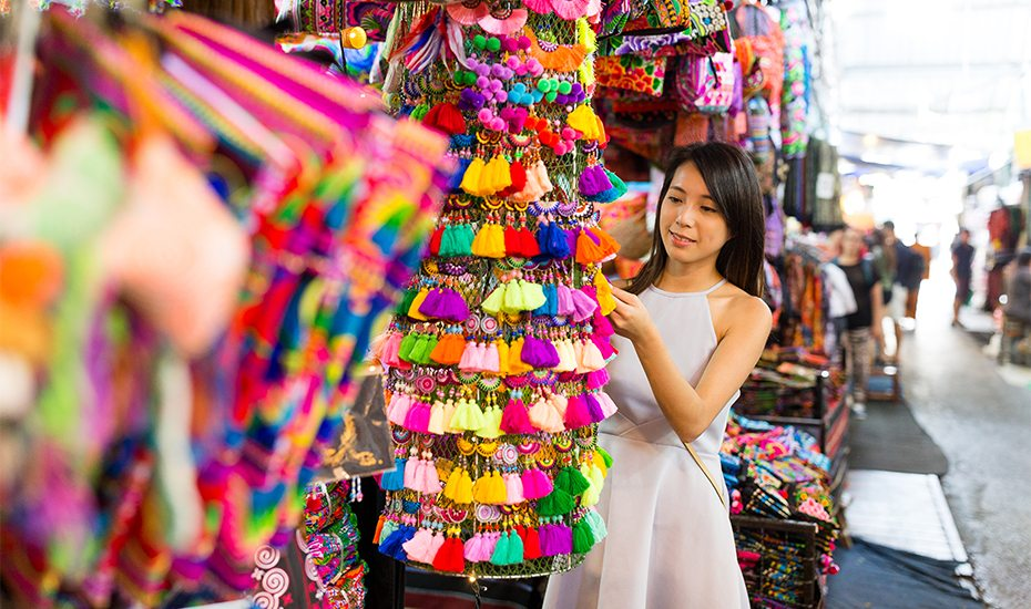 Southeast Asia's shopping cities: Bangkok