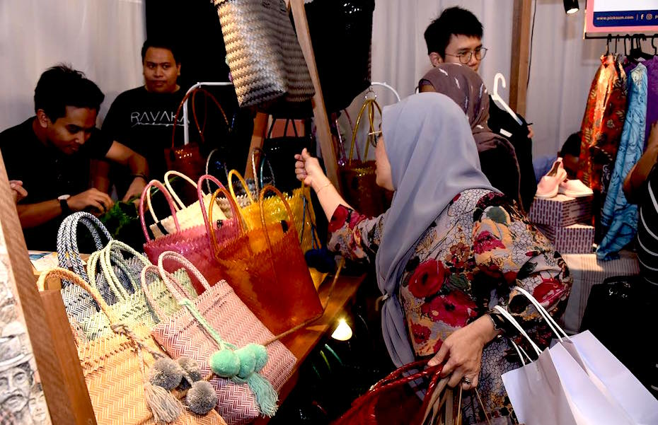 Shopping cities in Southeast Asia: Riuh in the City in Kuala Lumpur
