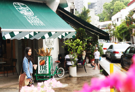 Tiong Bahru Singapore neighbourhood guide: Tiong Bahru Bakery
