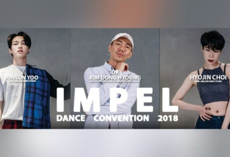 Attend dance workshops by the experts at IMPEL dance convention 2018
