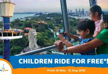 Family Fun Day: Enjoy Breathtaking Scenes From The Tiger Sky Tower