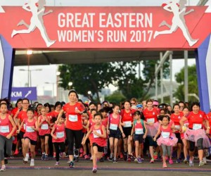 Great Eastern Women's Run 2018: Enjoy A New Route