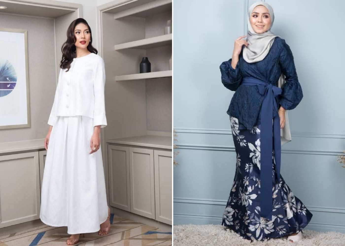 Baju Kurung Ideas for a Sundown Outing in Malaysia