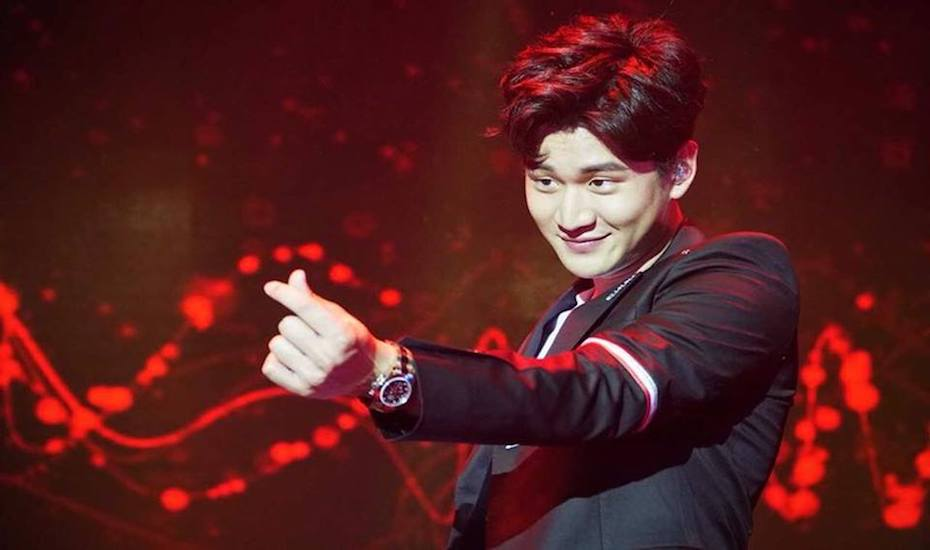 Catch Eric Chou live in Singapore this June