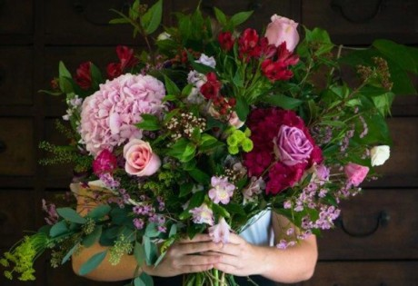 Online florists in Singapore: Flower Addict