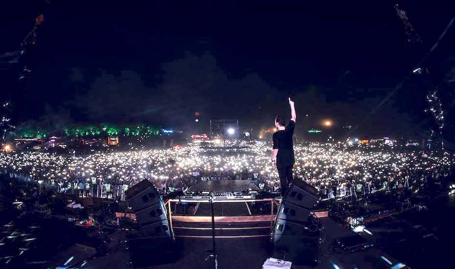 Catch EDM giant Martin Garrix live at the Singapore Grand Prix 2018