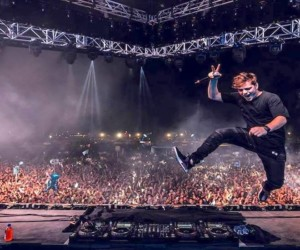 Catch Martin Garrix in concert at the Singapore Grand Prix 2018