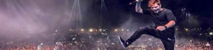 Catch Martin Garrix in concert at the Singapore Grand Prix 2018