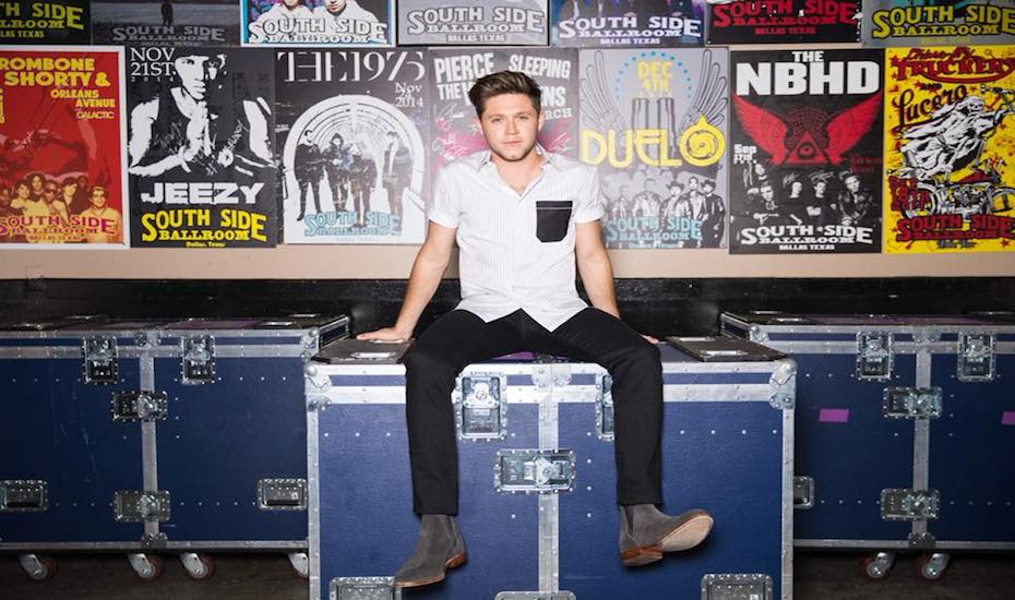 Catch Niall Horan live in Singapore this June