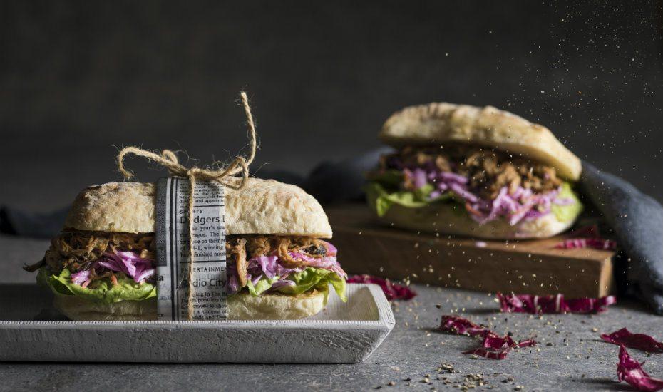 The Stamford Brasserie | Pulled Pork Kurobata