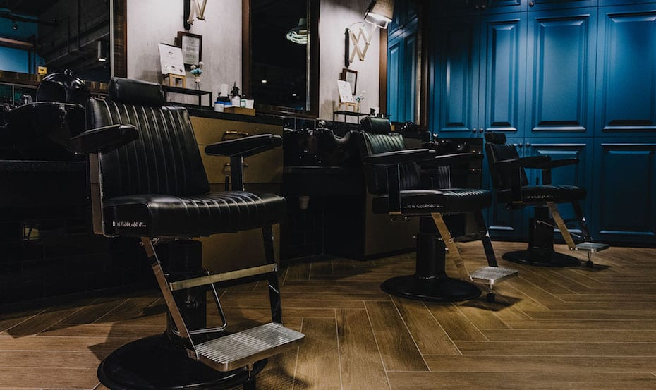 Barbershops in Singapore | Sultans of Shave
