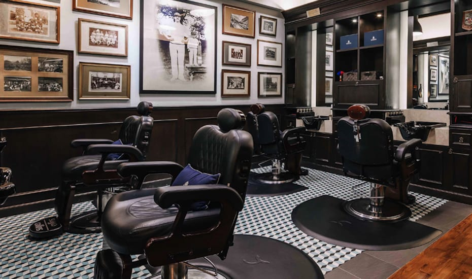 Barbershops in Singapore | Truefitt and Hill