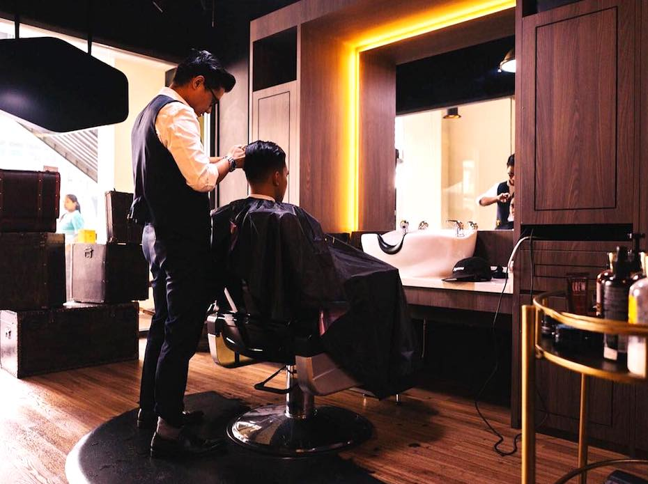 Barbershops in Singapore | Tux Barbers Inc.