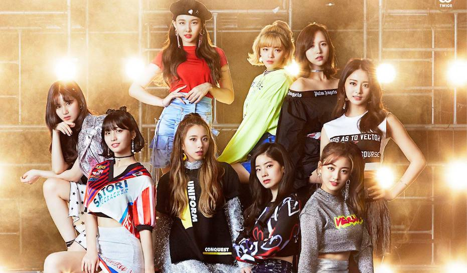 K-pop girl band Twice will be in concert this June in Singapore