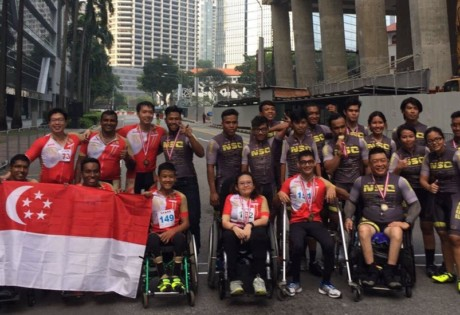 Singapore International Para Cycling Cup 2018