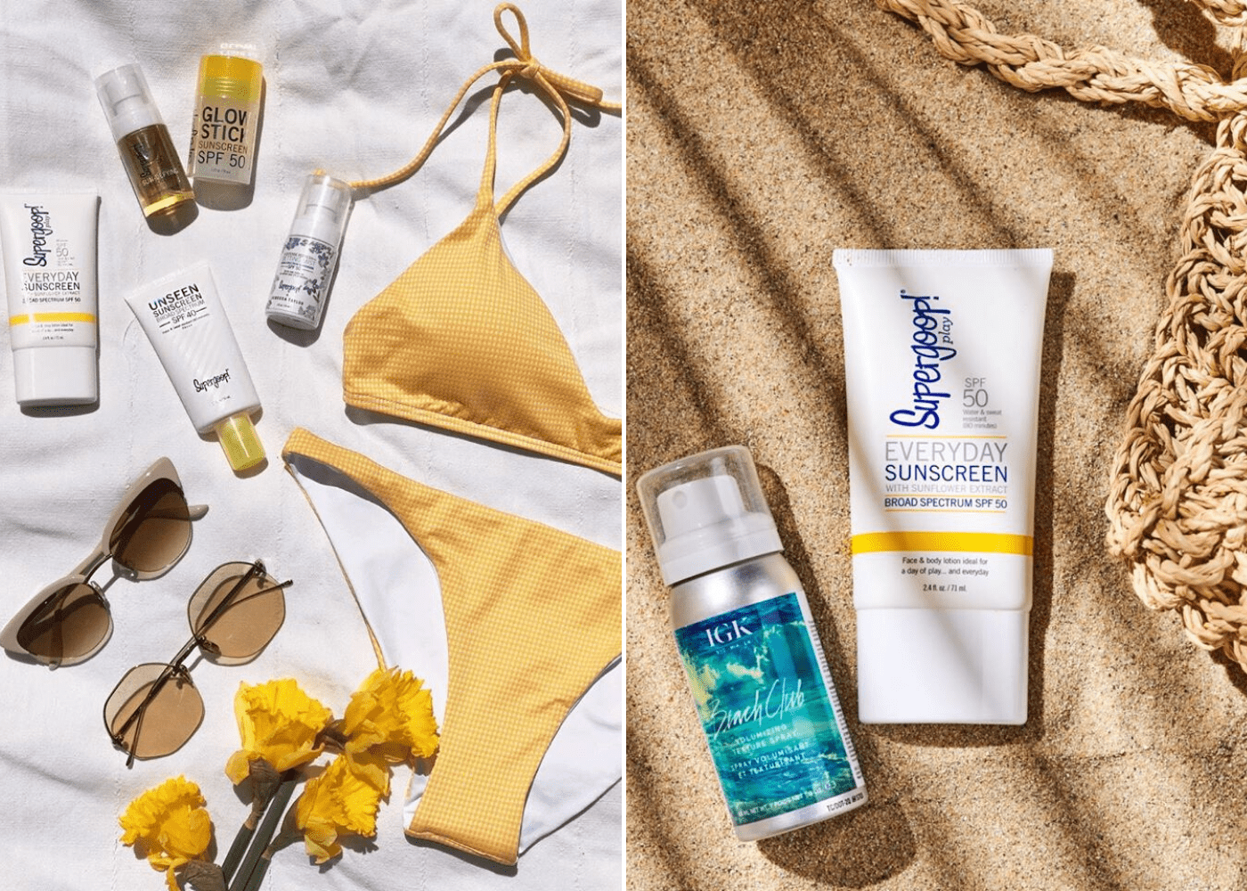 SuperGoop! Everyday Sunscreen SPF 50 | Best sunscreens for face