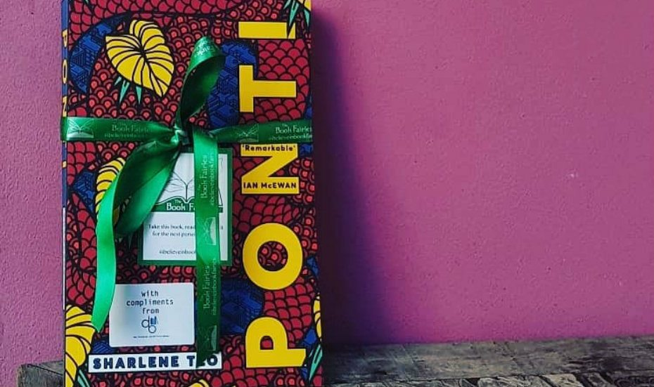 Want to score a free book in Singapore? Look out for book fairies around town