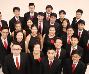 Raffles Singers Presents Retrospect, a Musical Journey Through Time