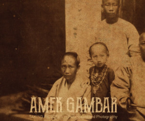 Learn about early photography in the Peranakan community at the Amek Gambar curator tour
