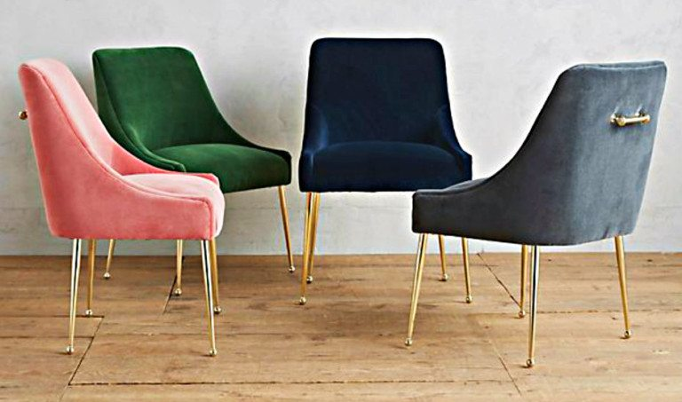 Shop these statement desk chairs to spruce up the study room or office