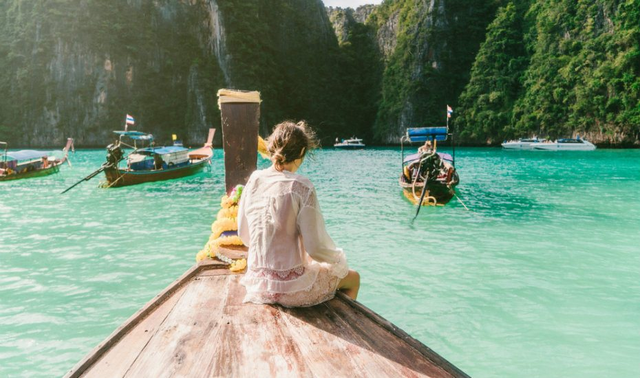 Travelling alone for the first time? Here's how you can reduce the anxiety of solo travel