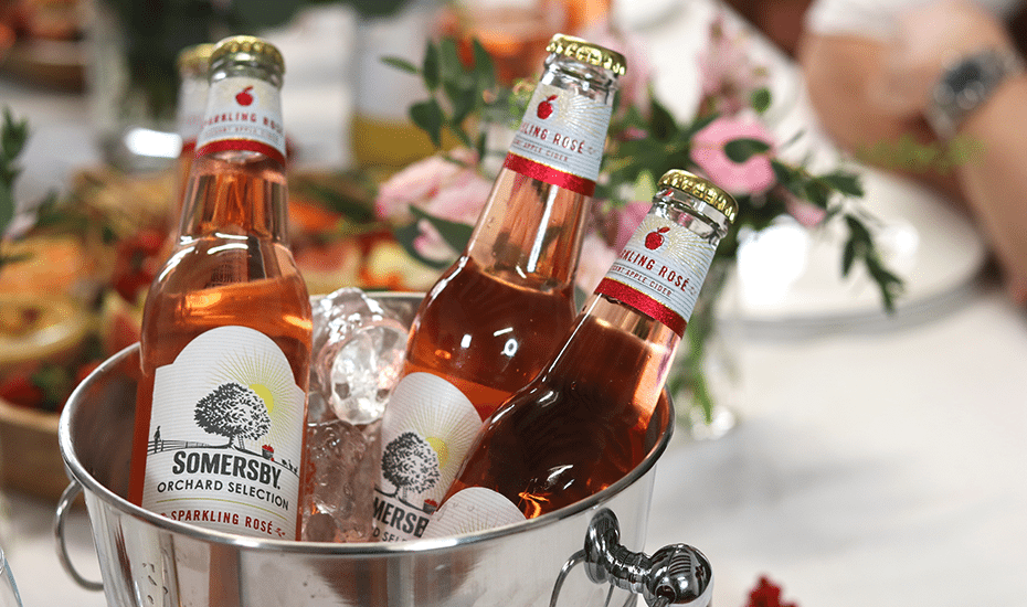 Somersby Sparkling Rose Cider | Honeycombers Singapore