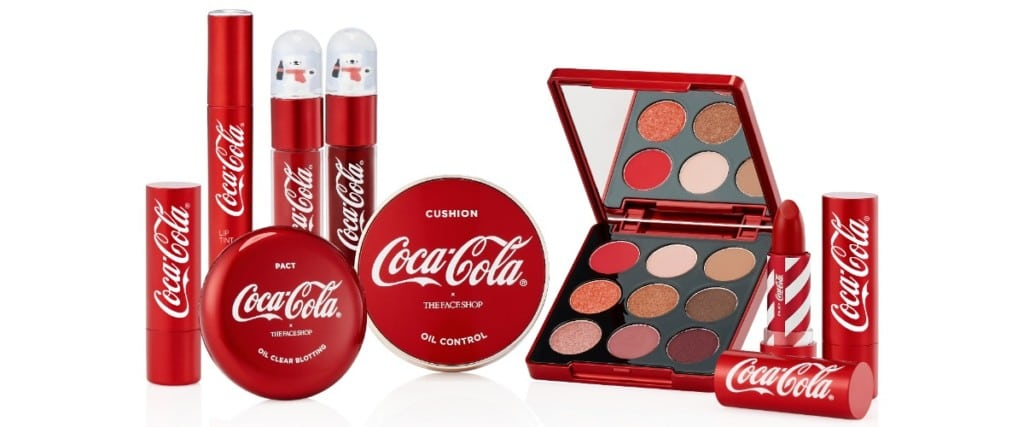 Best beauty buys: The Face Shop x Coca Cola