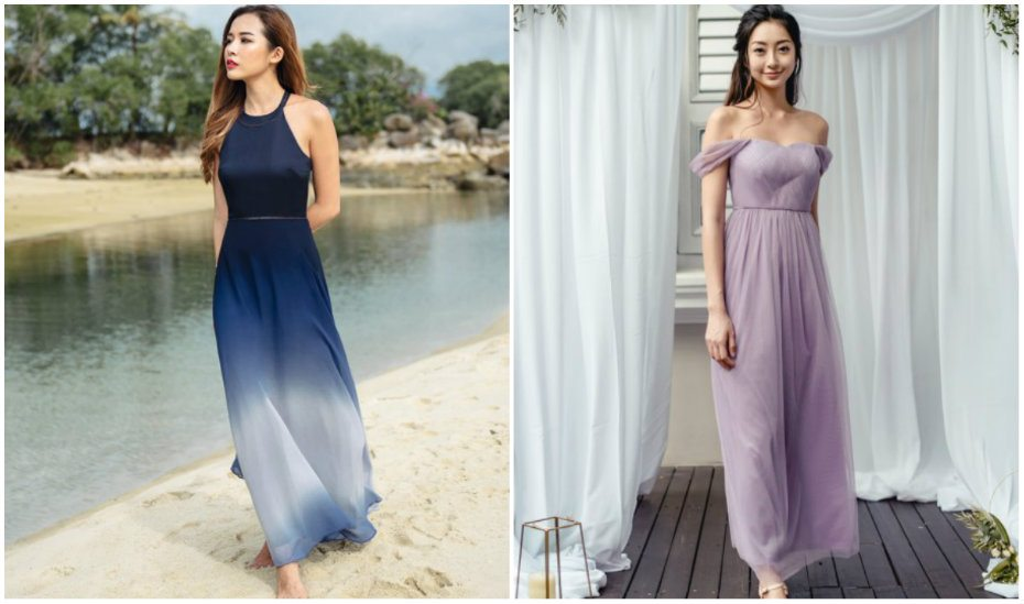 Maxi dresses for effortless style in Singapore's summer heat