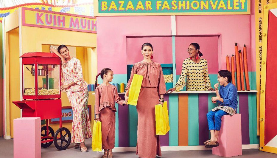Raya fashion from Fashion Valet