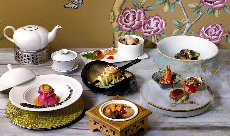 Hua Ting at Orchard Hotel: New look, new menu